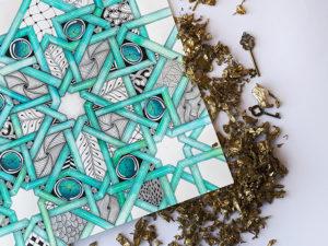 EMC Alhambra string: La ventana a lo que no se ve.